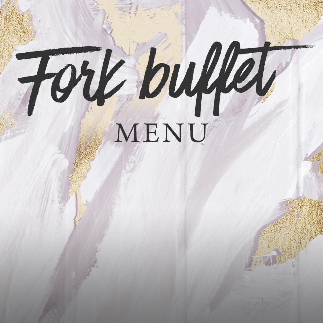 Fork buffet menu at The Brampton Mill