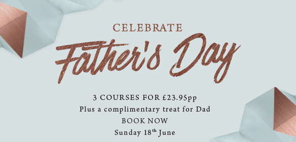 Father's Day at The Brampton Mill - Book now